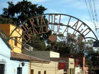 mexico ajijic sign
