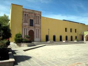 mexico zacatecas museum of modern art and former women's prison