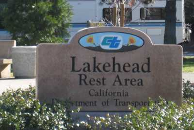 Rest area Lakehead